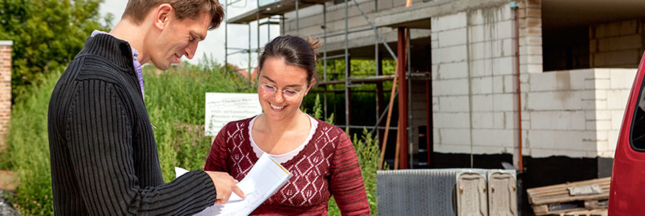 Kredit Baufinanzierung