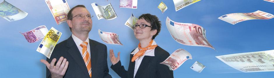Geld vom Staat